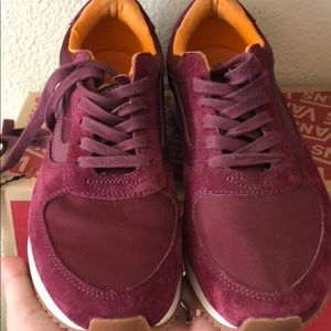 Vans BOOM BOOM Runner 7.5 NEW condition